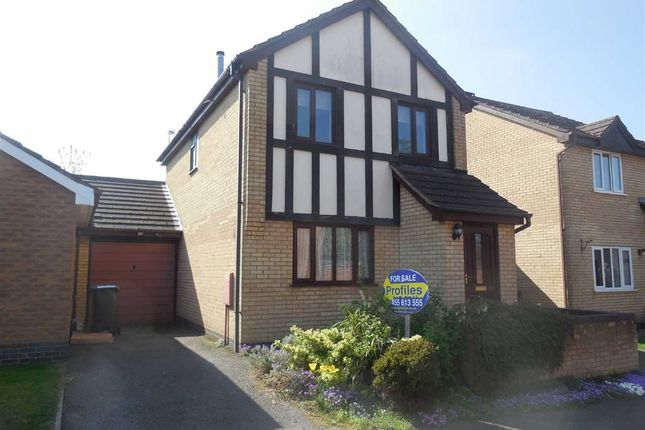 3 bed detached house for sale in Falconers Green, Burbage, Hinckley