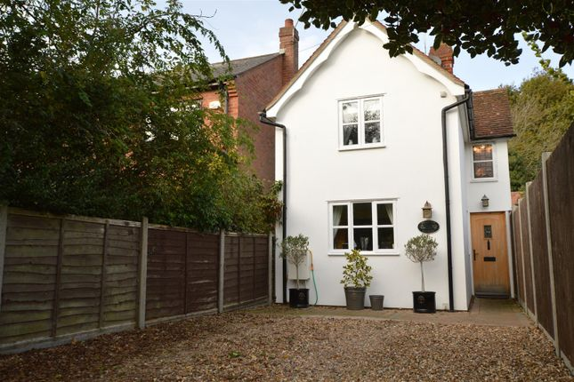 Thumbnail Cottage for sale in Layer Breton Heath, Layer Breton, Colchester