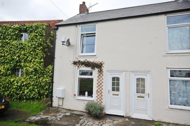 Thumbnail End terrace house for sale in West Street, Hett, Durham