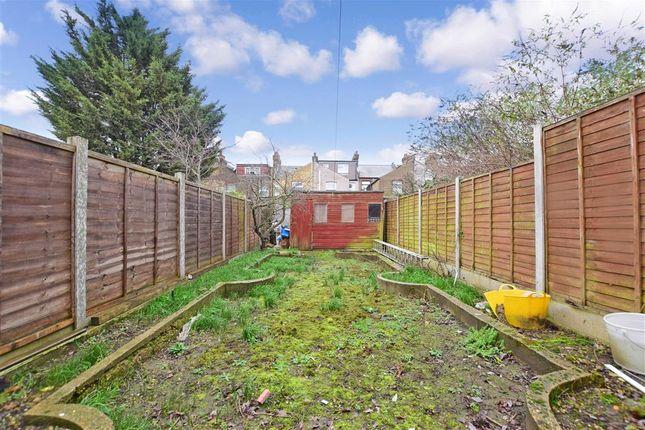 Rear Garden of Marten Road, London E17