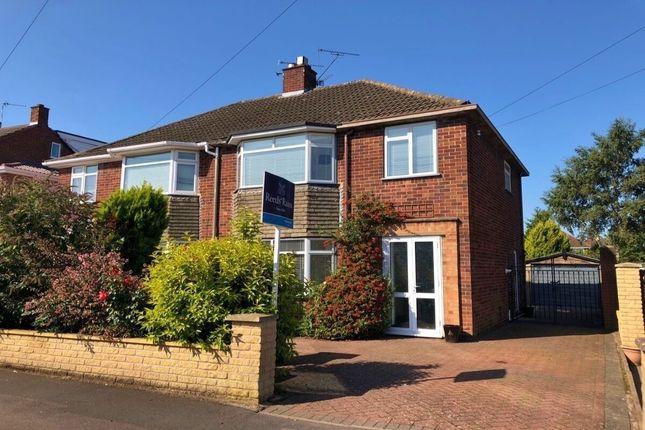 Thumbnail Semi-detached house for sale in Palmer Road, Whitnash, Leamington Spa