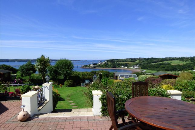 Thumbnail Detached house for sale in Fort Rise, Hakin, Milford Haven