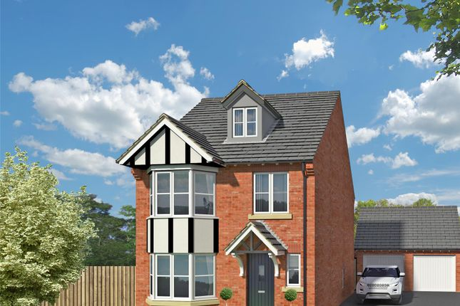 Thumbnail Detached house for sale in The Lodge House, New Dawn View, Gloucester