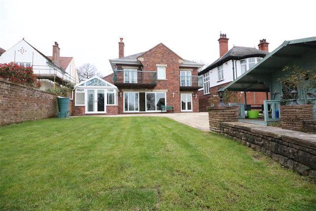 Thumbnail Detached house for sale in Brampton Road, Carlisle, Cumbria