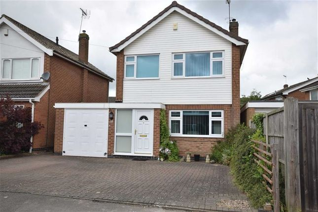 Thumbnail Detached house for sale in Woodland Drive, Southwell, Nottinghamshire