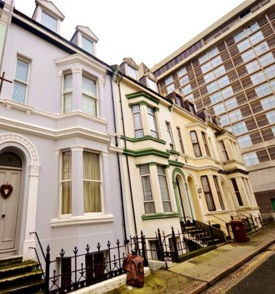 Thumbnail Maisonette to rent in Sussex Place, Plymouth Hoe, Plymouth