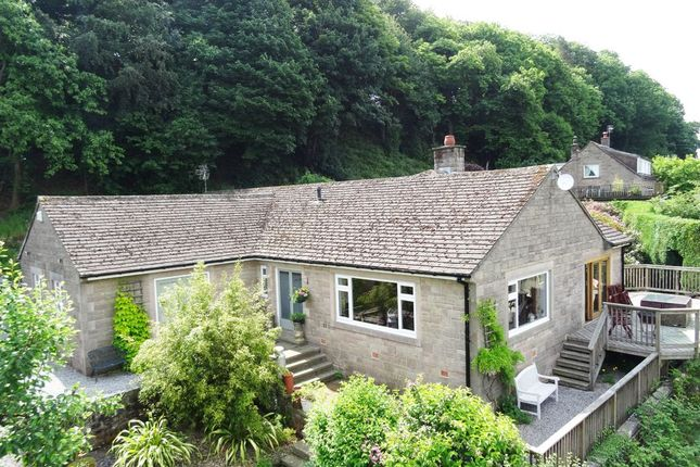 Thumbnail Detached bungalow for sale in Lees Road, Stanton-In-Peak, Matlock, Derbyshire