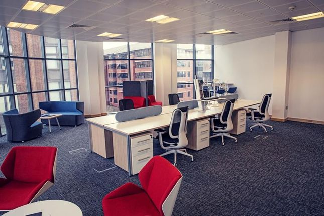 Office to let in City Quadrant Waterloo Street, Newcastle Upon Tyne