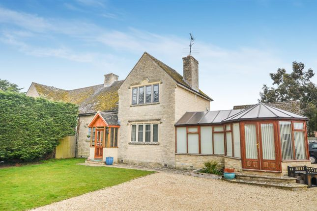 Thumbnail Property for sale in Northampton Road, Weston-On-The-Green, Bicester