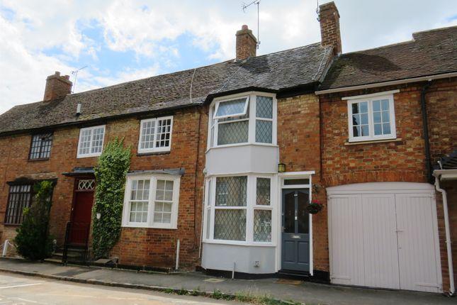 Thumbnail Terraced house for sale in Chapel Street, Wellesbourne, Warwick