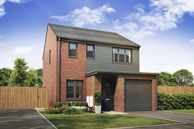 "Semi-detached house for sale in ""Rufford "" at Hendon Court, Buckshaw Village, Chorley"