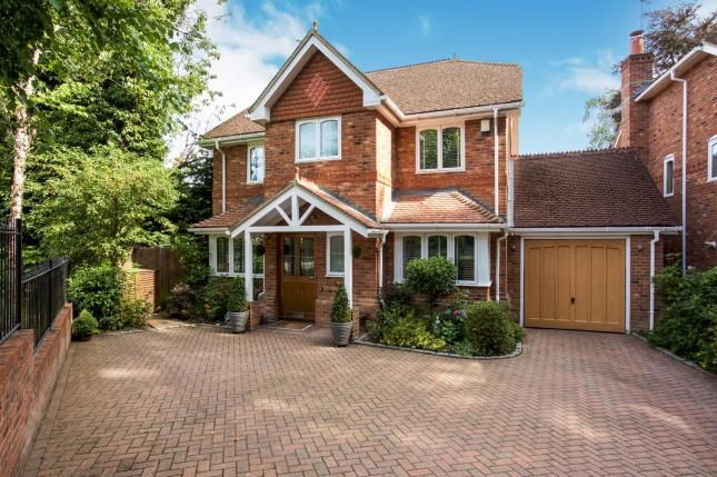 Thumbnail Detached house for sale in Hawley, Hampshire, United Kingdom