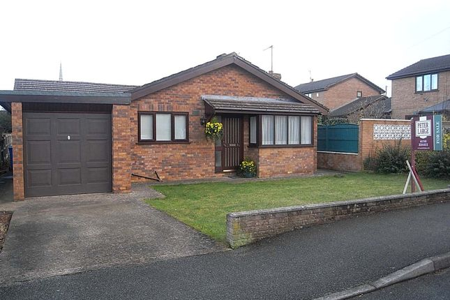 Thumbnail Detached bungalow to rent in Lowther Court, Bodelwyddan, Rhyl