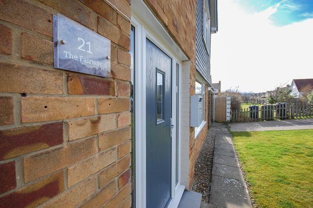 Thumbnail Detached house for sale in The Fairway, Saltburn-By-The-Sea