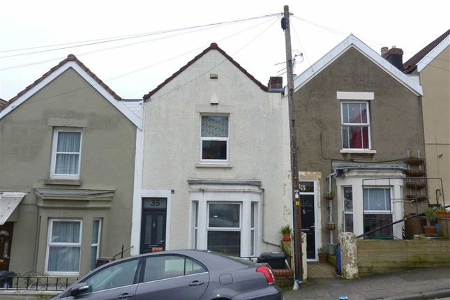 2 bed terraced house to rent in Summer Hill, Totterdown, Bristol