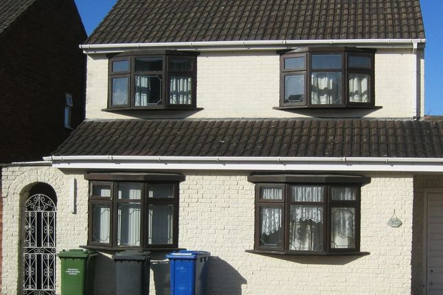 Thumbnail Detached house to rent in Treasure Close, Glascote, Tamworth