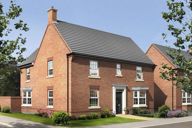 "Thumbnail Detached house for sale in ""Layton"" at Green Lane, Barnard Castle, Barnard Castle"