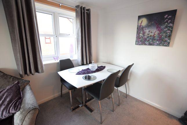Dining Area of Snowdon Close, Eastbourne BN23