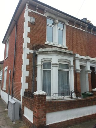 Thumbnail Semi-detached house to rent in Norman Road, Southsea, Hampshire