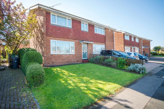 Thumbnail Semi-detached house for sale in Swallow Road, Larkfield, Aylesford