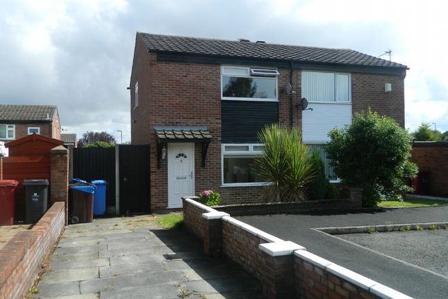 Thumbnail Town house to rent in Mullion Close, Halewood, Liverpool
