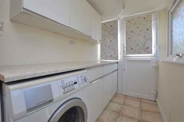 Utility Room of Dovedale Rise, Allestree, Derby DE22
