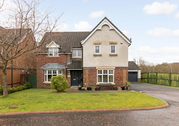 Thumbnail Detached house for sale in Hunter Grove, Bathgate, West Lothian