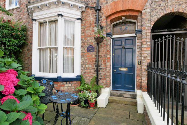 Thumbnail Terraced house for sale in Portland Street, York