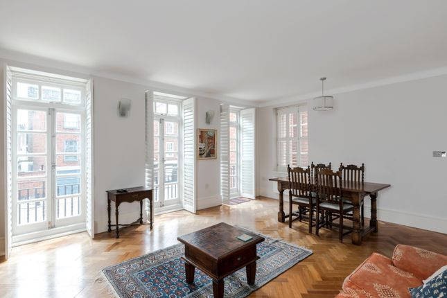 Thumbnail Flat to rent in Cheyne Place, London