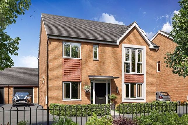 4 bed detached house for sale in Newport NP19
