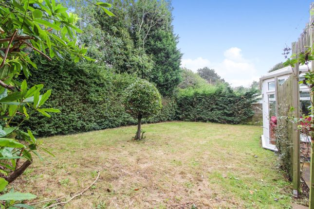 Garden of Eastwood Drive, Littleover, Derby DE23