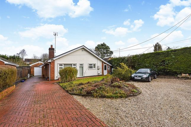 Thumbnail Detached bungalow for sale in Bloswood Lane, Whitchurch