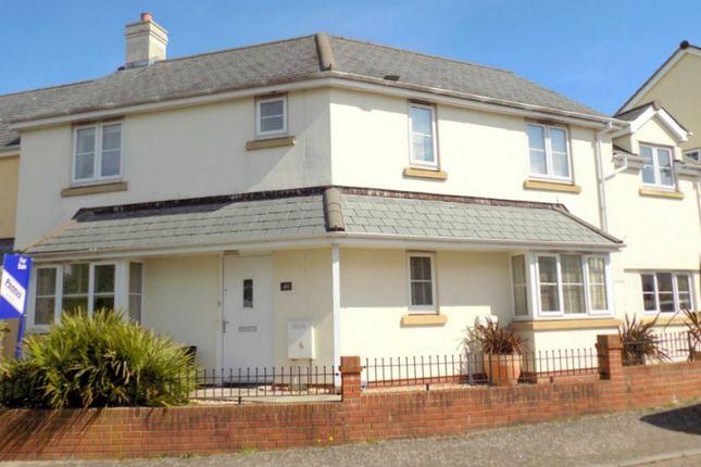 Thumbnail Semi-detached house for sale in Jackson Meadow, Lympstone, Devon