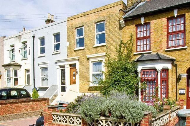 Thumbnail Terraced house to rent in Gurney Road, London