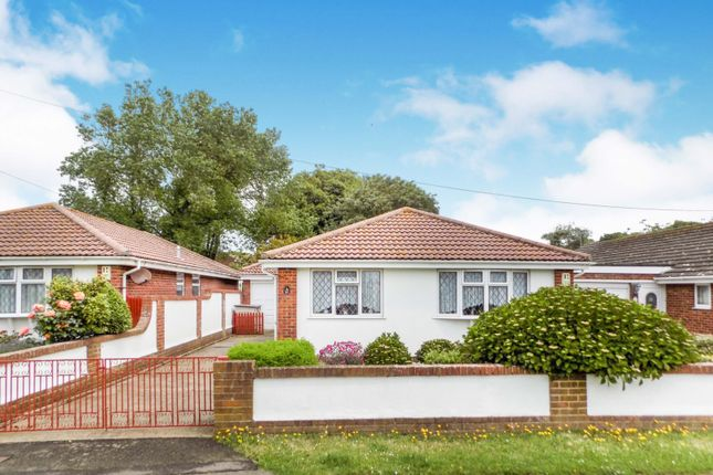 Thumbnail Detached bungalow for sale in Firle Road, Peacehaven