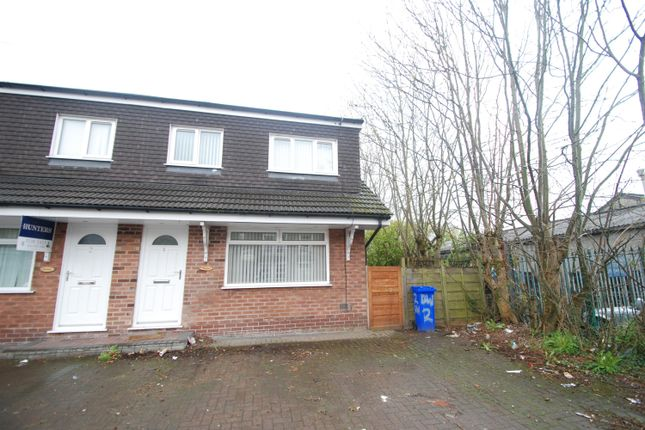 Thumbnail Semi-detached house for sale in Talbot Road, Hyde, Cheshire