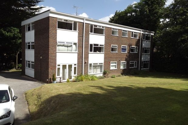 Thumbnail Flat to rent in Surrey Road, Poole