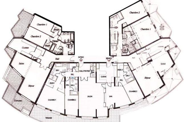 Apartment for sale in 41, av. Hector Otto, Monaco, Monaco