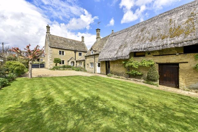 Thumbnail Detached house for sale in High Street, Stanion, Northamptonshire