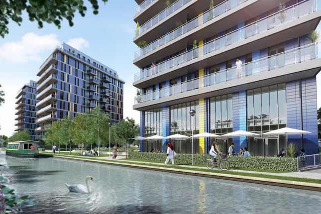 Thumbnail Flat for sale in Venice House, Hatton Road, Wembley