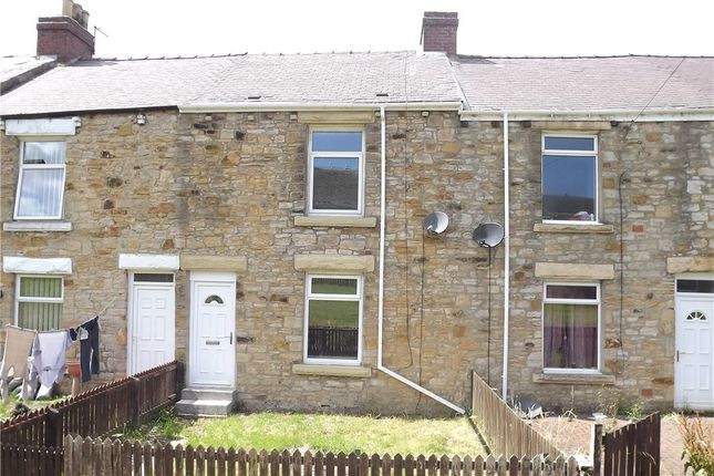 Thumbnail Terraced house to rent in Wesley Terrace, Stanley, Durham