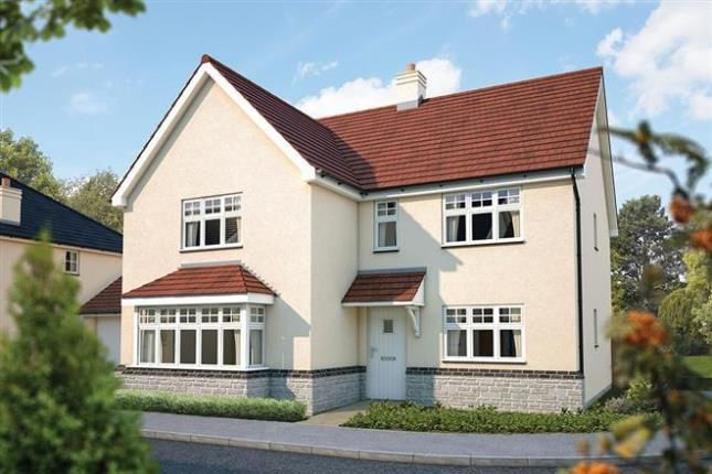 Thumbnail Detached house for sale in Humphry Davy Lane, Hayle