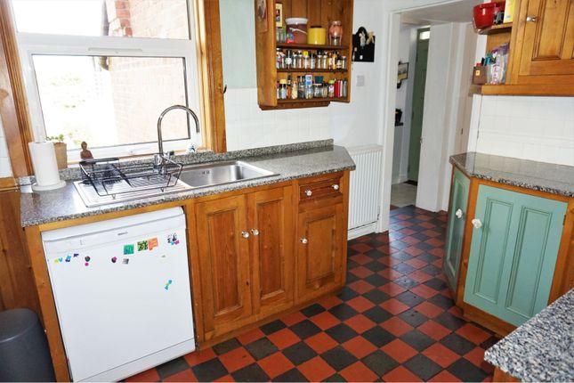 Kitchen of High Street, Wrexham LL12
