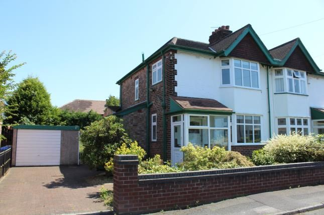 Thumbnail Semi-detached house for sale in Oakdale Avenue, Stockton Heath, Warrington, Cheshire
