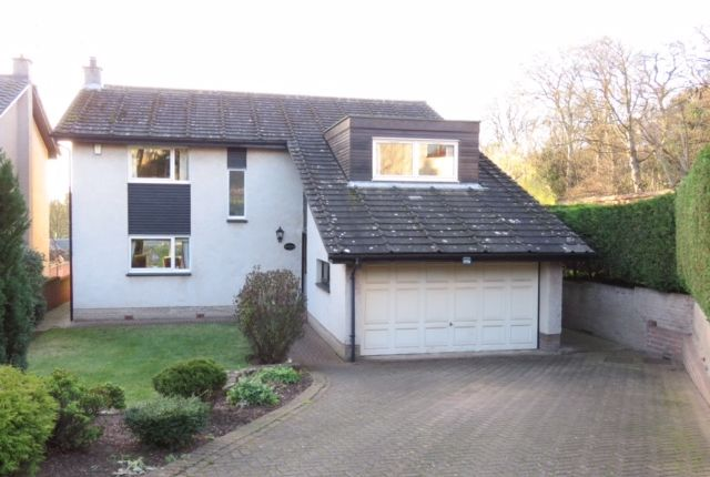 Thumbnail Detached house for sale in Summerfield Park, Dunbar