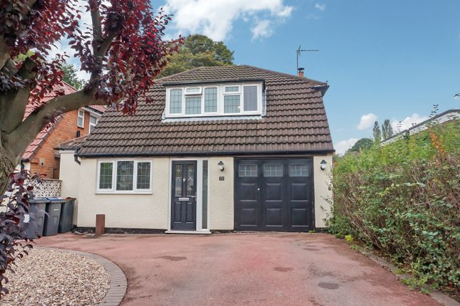 Thumbnail Detached house for sale in Jerrard Drive, Sutton Coldfield