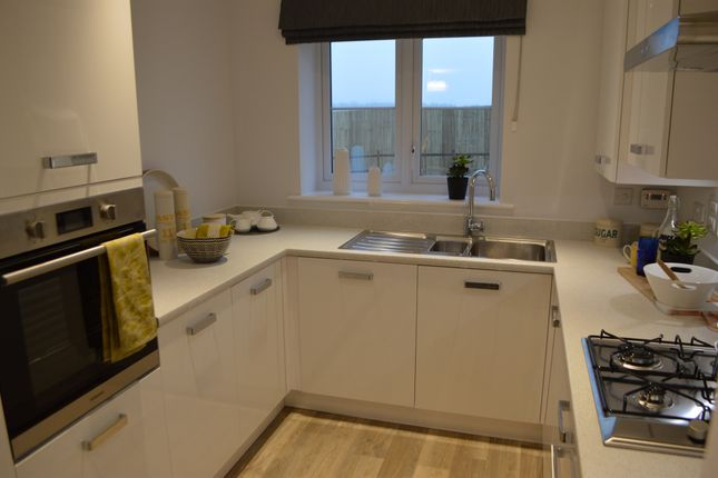 Thumbnail End terrace house for sale in Amesbury Road, Longhedge, Salisbury