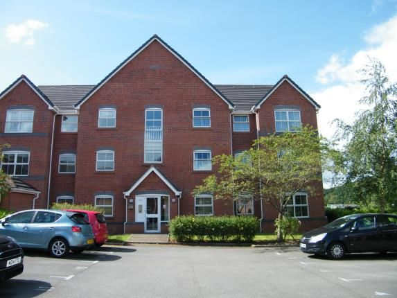 Thumbnail Flat for sale in Eaton Court, Wrenbury Drive, Cheshire