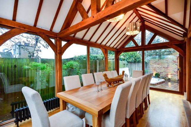 Thumbnail Detached house for sale in Copers Cope Road, Beckenham