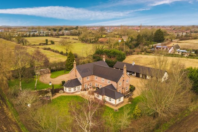 Thumbnail Detached house for sale in Hargham Road, Attleborough